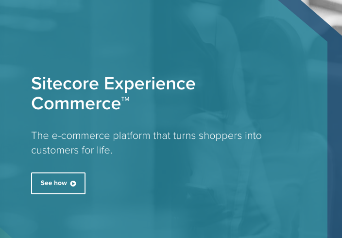 Sitecore Launches Commerce Experience